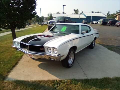 1972 Buick Skylark for sale at Four Guys Auto in Cedar Rapids IA