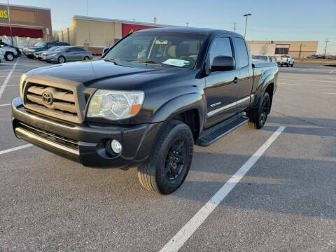 2007 Toyota Tacoma for sale at Auto Hub in Grandview MO