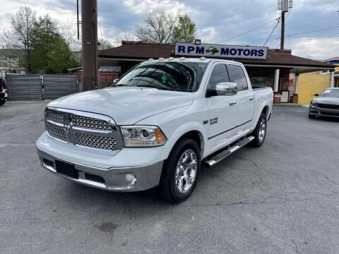 2015 RAM Ram Pickup 1500 for sale at RPM Motors in Nashville TN