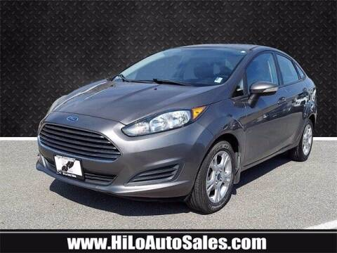 2014 Ford Fiesta for sale at BuyFromAndy.com at Hi Lo Auto Sales in Frederick MD