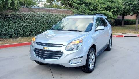 2016 Chevrolet Equinox for sale at International Auto Sales in Garland TX