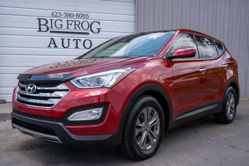 2013 Hyundai Santa Fe Sport for sale at Big Frog Auto in Cleveland TN