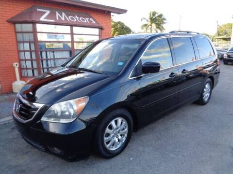 2008 Honda Odyssey for sale at Z MOTORS INC in Hollywood FL