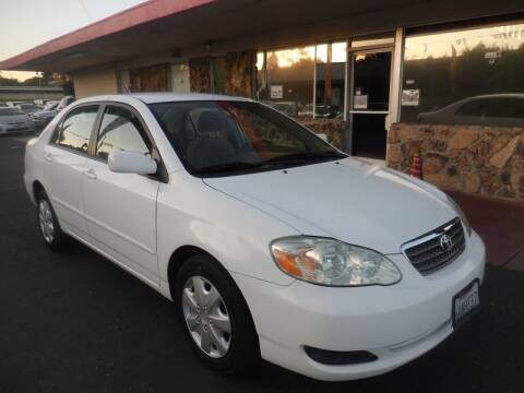2007 Toyota Corolla for sale at Auto 4 Less in Fremont CA