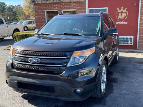 2014 Ford Explorer for sale at AP Automotive in Cary NC