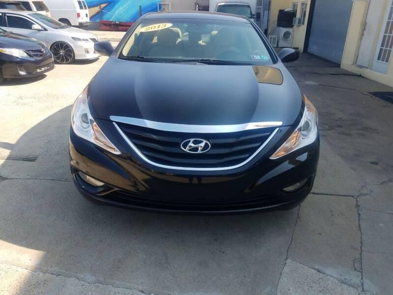 2013 Hyundai Sonata for sale at Key and V Auto Sales in Philadelphia PA