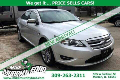 2011 Ford Taurus for sale at Mike Murphy Ford in Morton IL