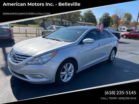 2012 Hyundai Sonata for sale at American Motors Inc. - Belleville in Belleville IL