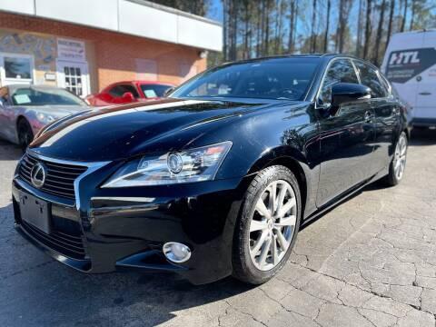 2015 Lexus GS 350 for sale at Magic Motors Inc. in Snellville GA