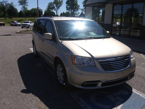 2016 Chrysler Town and Country