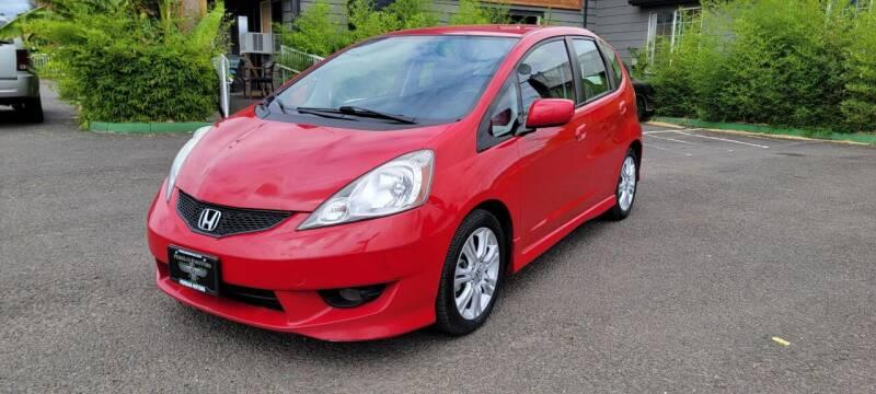 2009 Honda Fit for sale at Persian Motors in Cornelius OR