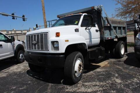 1998 Chevrolet C7500 for sale at BROADWAY FORD TRUCK SALES in Saint Louis MO
