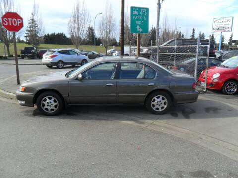 1999 Infiniti I30 for sale at Car Link Auto Sales LLC in Marysville WA
