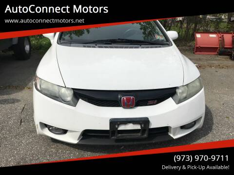 2009 Honda Civic for sale at AutoConnect Motors in Kenvil NJ