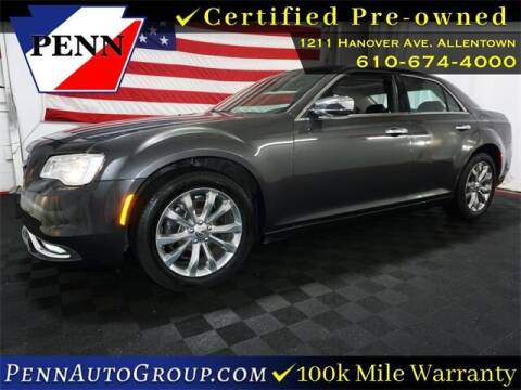 2019 Chrysler 300 for sale at STAR AUTO MALL 512 in Bethlehem PA