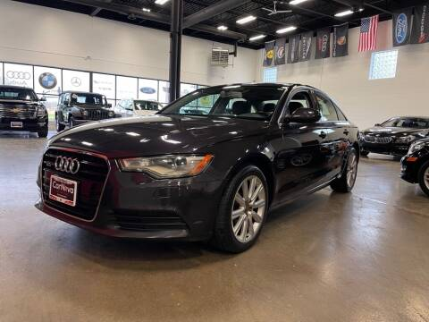 2013 Audi A6 for sale at CarNova in Sterling Heights MI