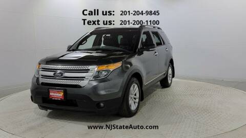 2015 Ford Explorer for sale at NJ State Auto Used Cars in Jersey City NJ