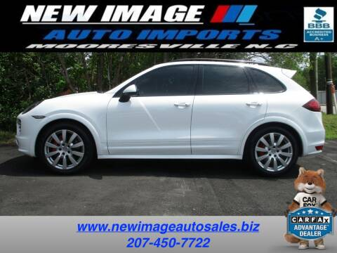 2013 Porsche Cayenne for sale at New Image Auto Imports Inc in Mooresville NC