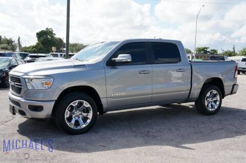 2019 RAM Ram Pickup 1500 for sale at Michael's Auto Sales Corp in Hollywood FL