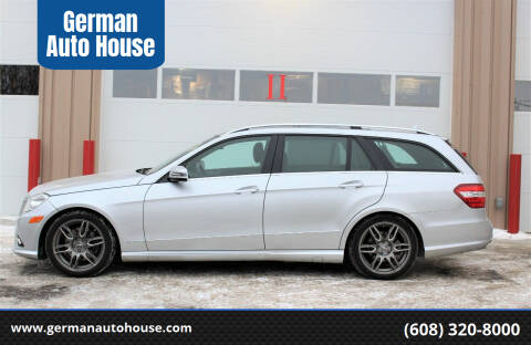 2011 Mercedes-Benz E-Class for sale at German Auto House in Fitchburg WI
