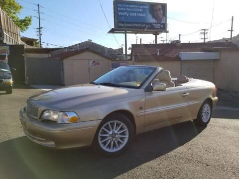 1999 Volvo C70 for sale at Legend Auto Sales Inc in Lemon Grove CA
