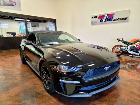 2019 Ford Mustang for sale at Driveline LLC in Jacksonville FL