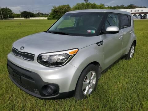 2019 Kia Soul for sale at VC Auto Sales in Miami FL