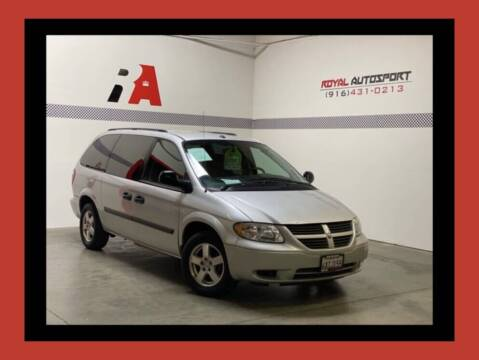2006 Dodge Grand Caravan for sale at Royal AutoSport in Sacramento CA