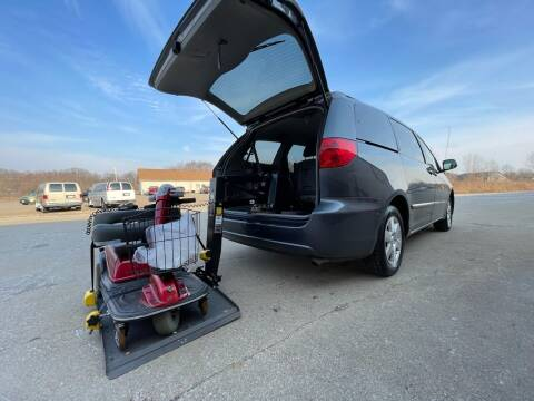 2006 Toyota Sienna for sale at Prime Auto Sales in Uniontown OH
