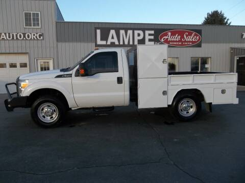 2015 Ford F-350 Super Duty for sale at Lampe Auto Sales in Merrill IA