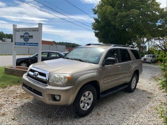 2006 Toyota 4Runner for sale at BUDGET AUTOS OF LAKE NORMAN in Mooresville NC