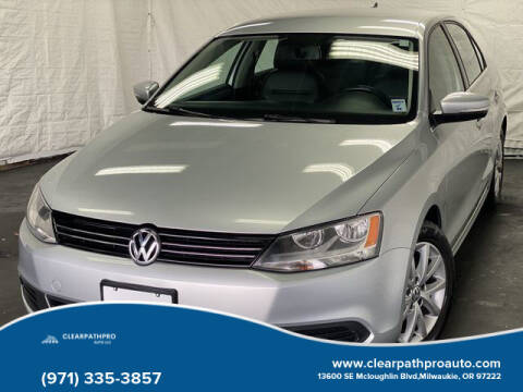 2013 Volkswagen Jetta for sale at CLEARPATHPRO AUTO in Milwaukie OR