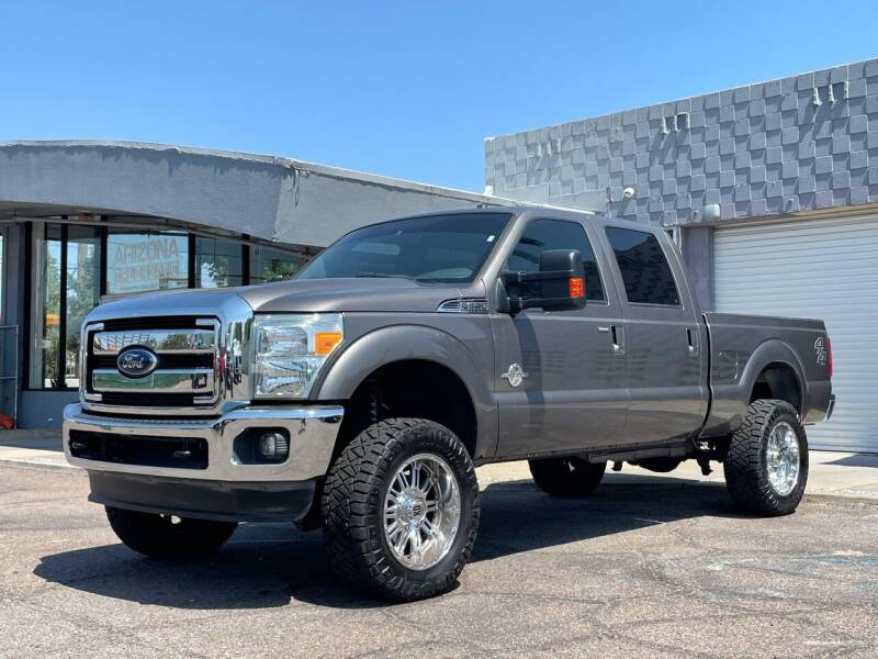 2014 Ford F-250 Super Duty for sale at ARIZONA TRUCKLAND in Mesa AZ