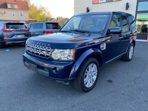2011 Land Rover LR4 for sale at MAGIC AUTO SALES in Little Ferry NJ