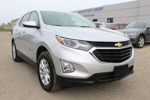 2019 Chevrolet Equinox for sale at SHAFER AUTO GROUP in Columbus OH