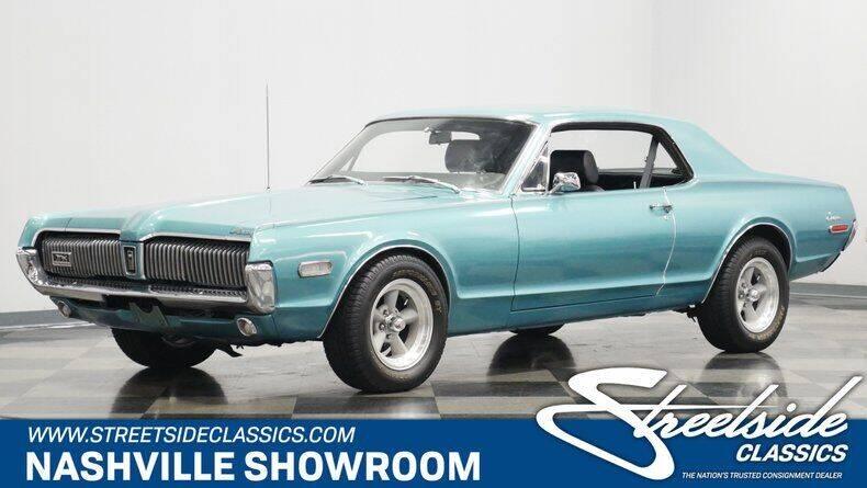1968 Mercury Cougar for sale in La Vergne, TN