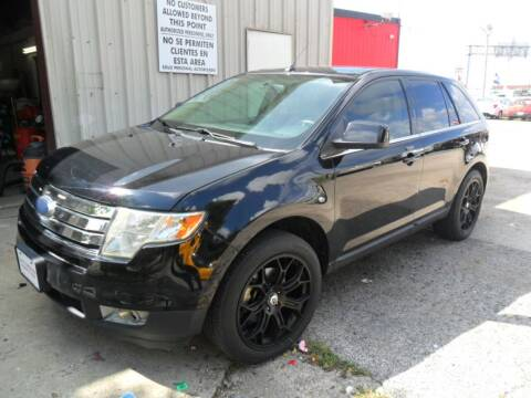 2009 Ford Edge for sale at Talisman Motor City in Houston TX