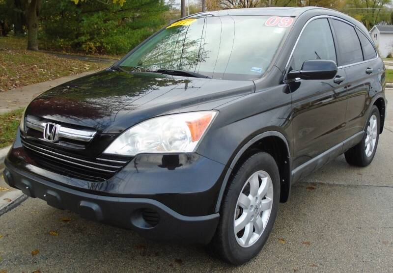 2009 Honda CR-V for sale at Waukeshas Best Used Cars in Waukesha WI