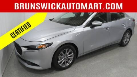 2020 Mazda Mazda3 Sedan for sale at Brunswick Auto Mart in Brunswick OH