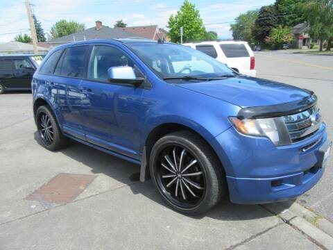 2010 Ford Edge for sale at Car Link Auto Sales LLC in Marysville WA