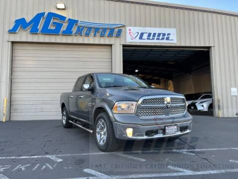 2013 RAM Ram Pickup 1500 for sale at MGI Motors in Sacramento CA