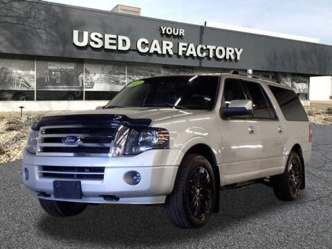 2012 Ford Expedition EL for sale at JOELSCARZ.COM in Flushing MI