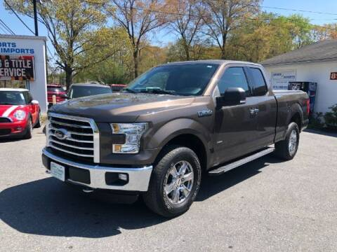 2015 Ford F-150 for sale at Sports & Imports in Pasadena MD