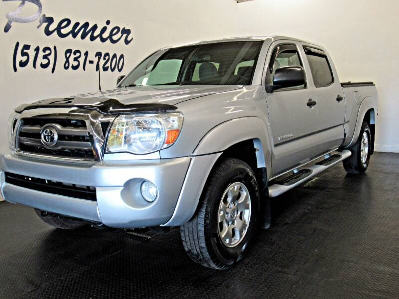 2009 Toyota Tacoma for sale at Premier Automotive Group in Milford OH