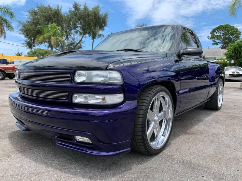 2002 Chevrolet Silverado 1500 for sale at American Classics Autotrader LLC in Pompano Beach FL