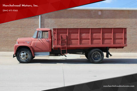 1963 IHC 1600 TRUCK for sale at Harchelroad Motors, Inc. in Imperial NE