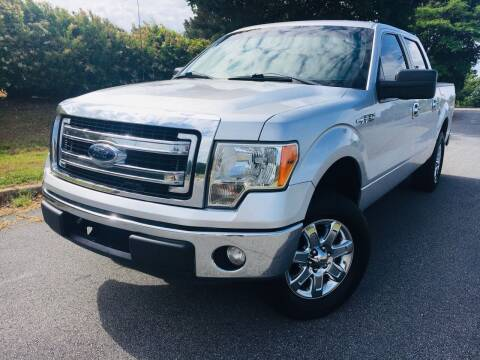 2014 Ford F-150 for sale at Atlanta United Motors in Buford GA
