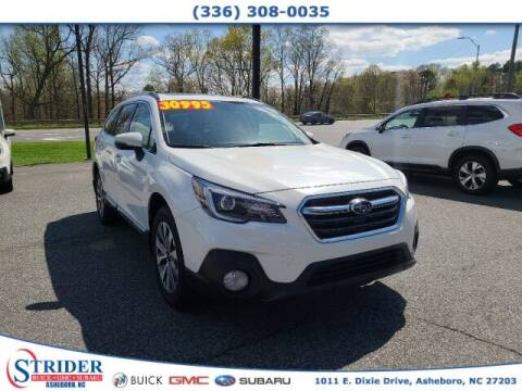 2019 Subaru Outback for sale at STRIDER BUICK GMC SUBARU in Asheboro NC