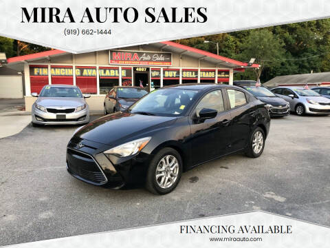 2016 Scion iA for sale at Mira Auto Sales in Raleigh NC
