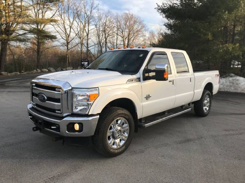 2015 Ford F-350 Super Duty for sale at Nala Equipment Corp in Upton MA